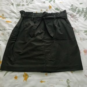 Banana Republic Skirt, army green